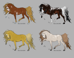 Natural Horses Point Adopt 1 (CLOSED) by vin-dit-adopts