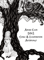 A-Club Anthology Front Cover 2012 by Julian-Blue
