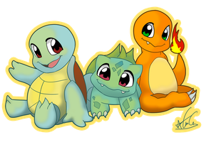 Starters 1 by ToLoveaKiwi