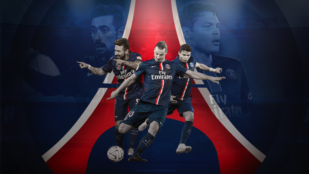 Paris Saint Germain Wallpaper by SemihAydogdu
