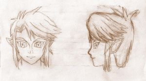 TP Link Sketch by AnDrew19787