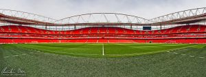 Emirates Stadium London by Nightline