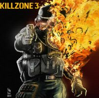 Killzone 3 by AizakMoon