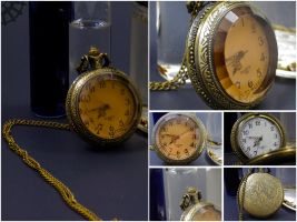Pocketwatch by PlaguedPhantom