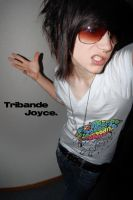 My Deviant ID by tribandejoyce