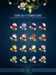 Euro 2012 Teams Icons by Hamdan-Graphics