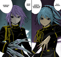 Rosario + Vampire Ch 53 Page 11 by LunarInfinity