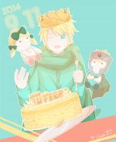 Happy Birthday to Butters! by JS-Coach