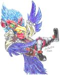 Falco Lombardi by bowseganonlink