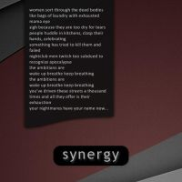 Synergy : Tasks 1.0 by redblackproduction