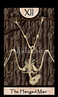 The Hanged Man by Malakhite