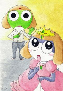 Keroro Gunso: To a Probable Legend 1 by TerribleToadQueen