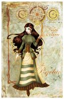 C.O.G. - Delyth Gwynne Illustration by MaraAum