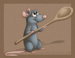 Ratatouille by Cocotato