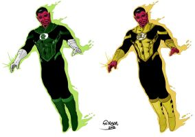 Sinestro by stinson627