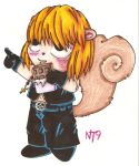 Widdle Mello Squirrel by Neotokyo9