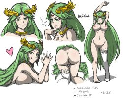 palutena study #1 by akairiot