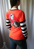 howlin' wolf top by smarmy-clothes