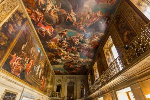 Chatsworth House - Painted Room 2 by LordMajestros
