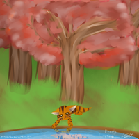 Autumn - Commission by pokebulba