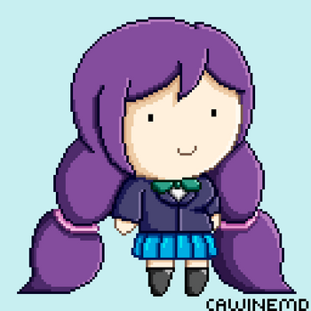 Smol Pixel [Animated] by CawinEMD