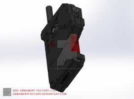 ArmDROIDv3 E PLUS 01 by ARMAMENTFACTORY