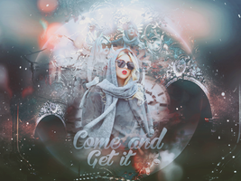 Come and get it by Venus-Elises