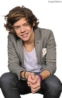 Harry Styles PNG by margaridavieira