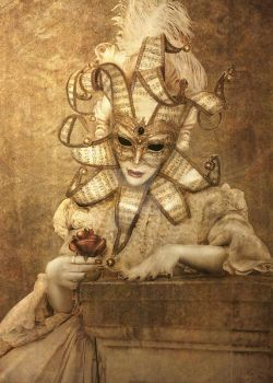 Bal du mask Venice 3 by babsartcreations