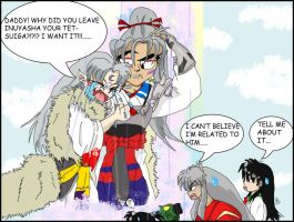 WHY INUYASHA? by xPixieSoulx