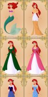 Princess Ariel III by TFfan234