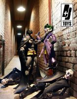 the joker is quite MAD Alfred E Neuman MAD by briqnbrakstoys