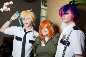 Genderbent Funtimes by OotoriGroupCosplay