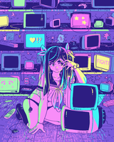 tv time by Feebler