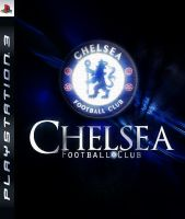 Chelsea PS3 Game Cover by 2GRK