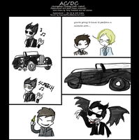 ACDC: Dean's revenge by lavenly
