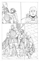 Dungeons and Dragons Legends of Baldurs Gate Page by Max-Dunbar