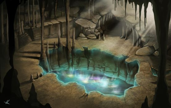 Cave of Miracles by Aomori