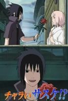 SasuSaku in Road to Ninja!!! by moonangelbeauty