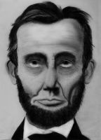 Abraham Lincoln by sarahbbutler