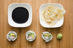 Sushi 2 by rouellephotographie
