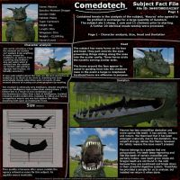 Comedotech Fact File - Mauros, Page 1 by maurosdragon