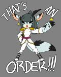 That's an Order-!!! by Inkblot-Rabbit