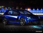 VW Golf VI by Geza60