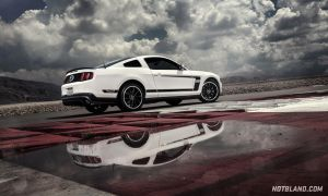 Mustang Boss 302 I by notbland