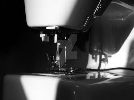 Sewing Machine by rawien