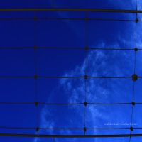 not your sky... by Waldeck