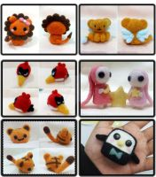 Ultimate Needle Felting/Other Craft Post (part 3) by rarachan