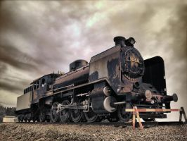Locomotive 1088 by Pajunen