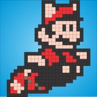 Super Mario3 by avellajorge